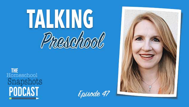 HSP 047 Jennifer Pepito: Talking Preschool
