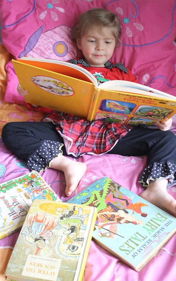 Fairy Tales and Preschool Development Reading
