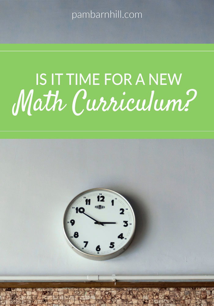 Does your homeschool math curriculum need a complete overall or a few tweaks? Take this handy quiz to find out and get workable solutions that will help you either way.