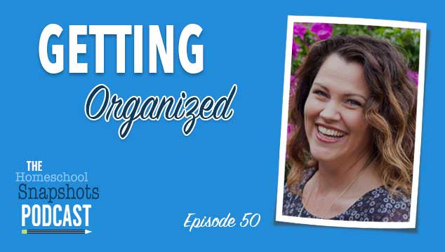 HSP 050 Kristi Clover: Getting Organized