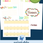 Plan Your Summer Pin
