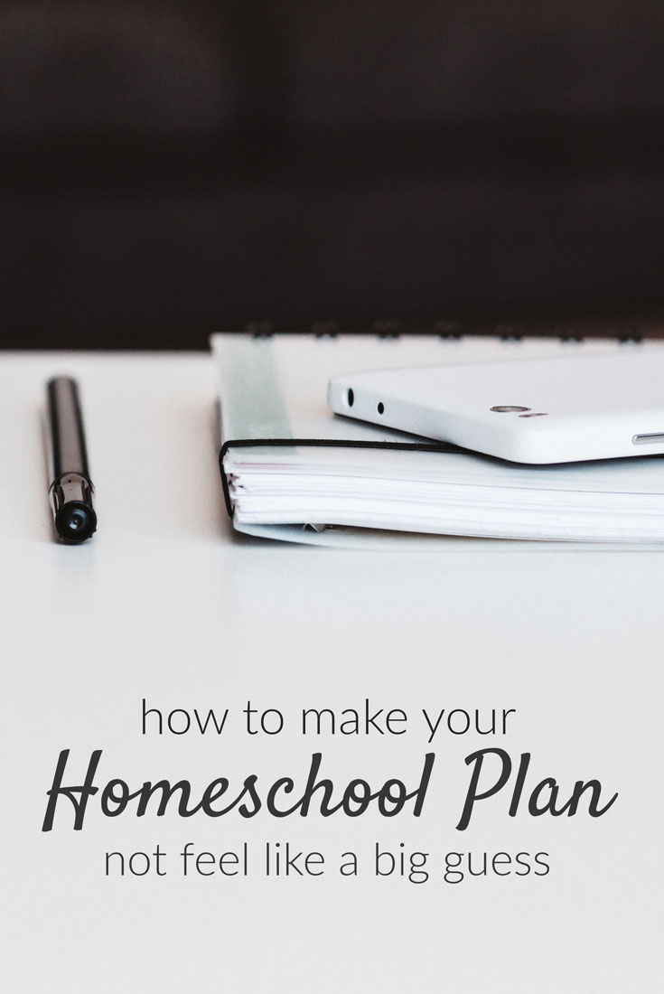 Homeschool planning is not merely a guessing game of what and when you might be doing assignments this year. Done well, homeschool planning eliminates decision fatigue and brings peace to your homeschool. Find out more here.