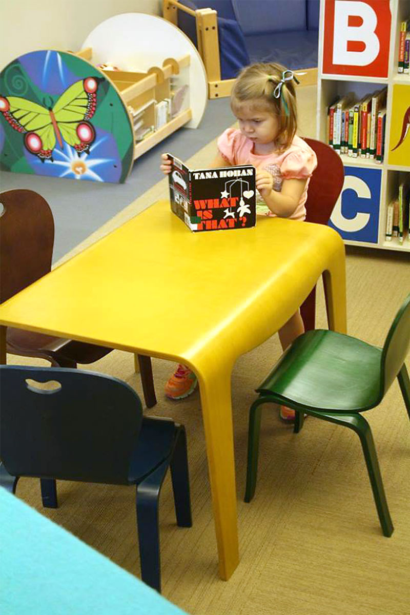 Library for Preschoolers