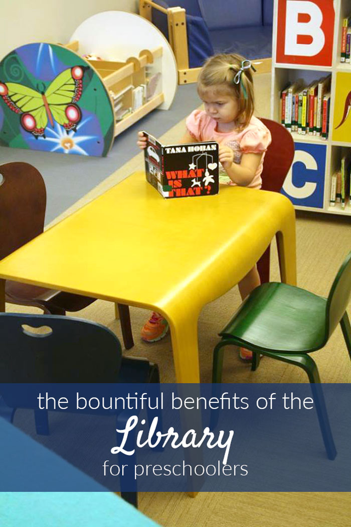 Studies have shown that children who have been exposed to library preschool programs showed a greater number of emergent literacy behaviors and pre-reading skills than those in a control group – the greater the exposure, the greater the involvement!