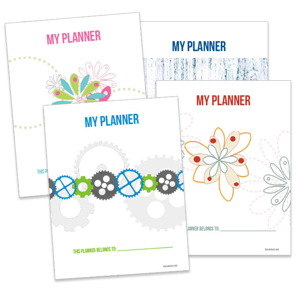 the independent student planner bundle