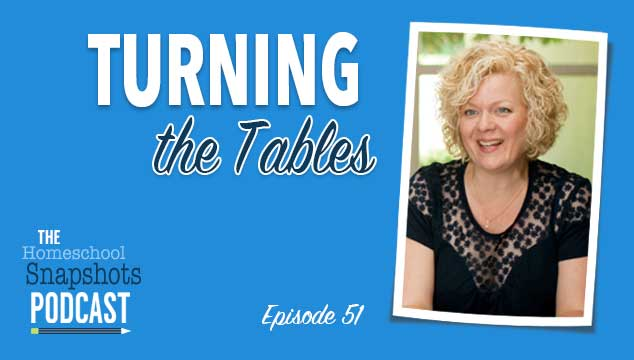 HSP 051 Pam Barnhill: Turning the Tables