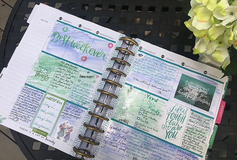 How to use a Happy Planner to organize your homeschool Pam Barnhill Homeschool Solutions
