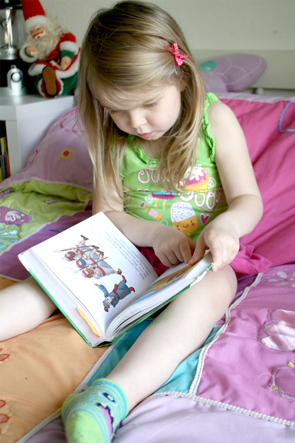 Calming Your Preschool at Home Fears - Reading