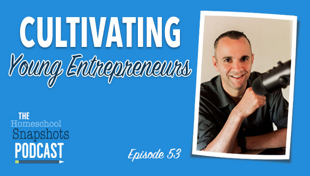 HSP 053 Mark Tilsher: Cultivating Young Entreprenuers