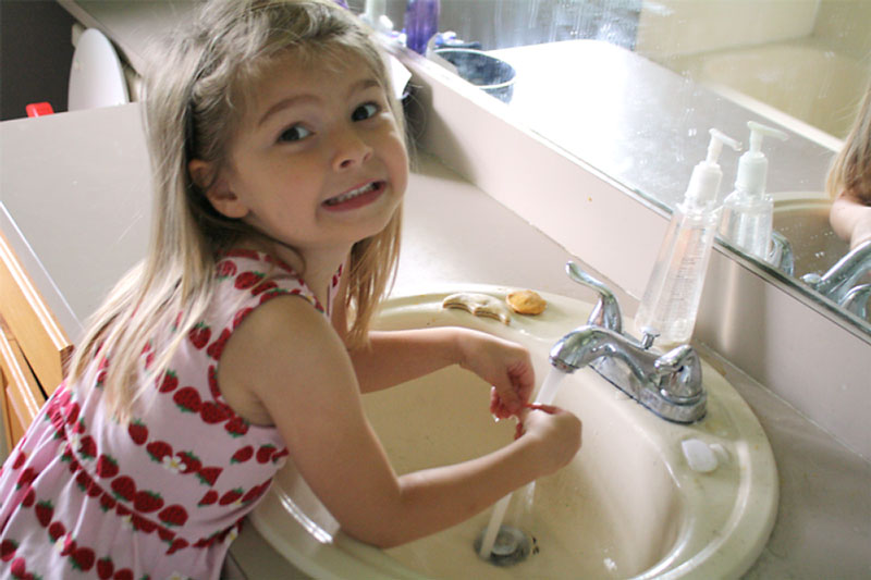 Calming Your Preschool at Home Fears - Self-Care