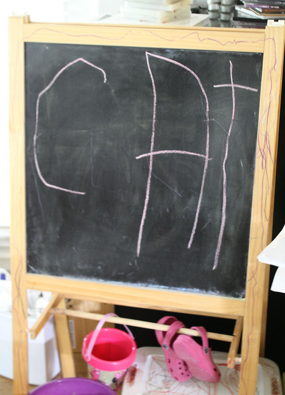 Calming Your Preschool at Home Fears - Natural Learning