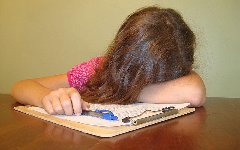 Homeschool plans versus realities