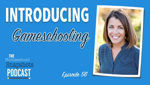 HSP 056 Caitlin Curley: Introducing Gameschooling