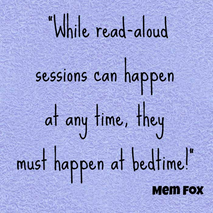Bedtime Story Benefits