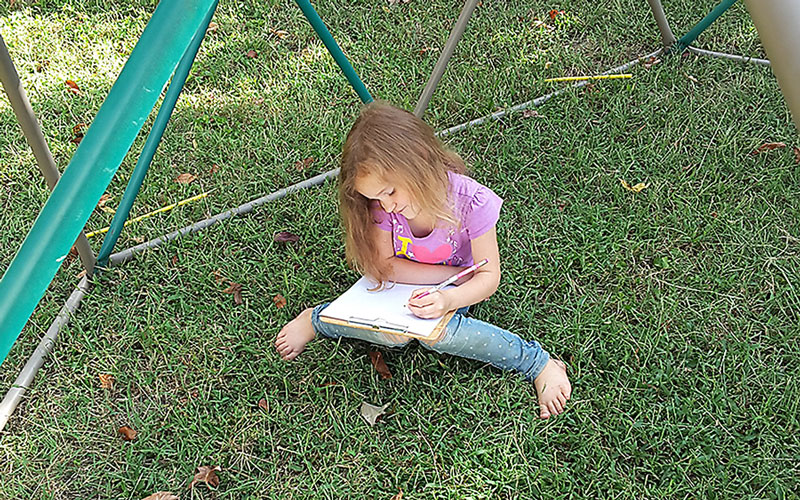 An Argument for Finding the Bare Minimum in Your Homeschool