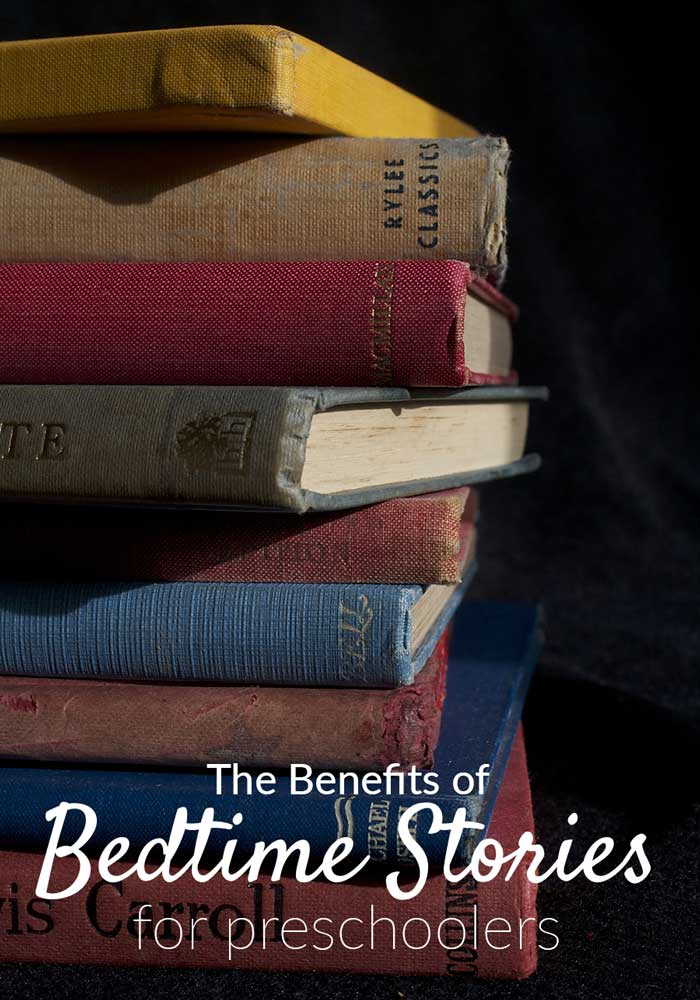 There are tons of benefits to reading with our kids, but did you know that there are special benefits for reading bedtime stories that just don't happen at other times of day? Find out what those are here.