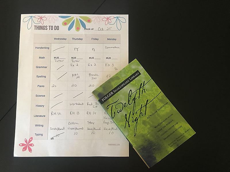 Time Management for Homeschool Teens