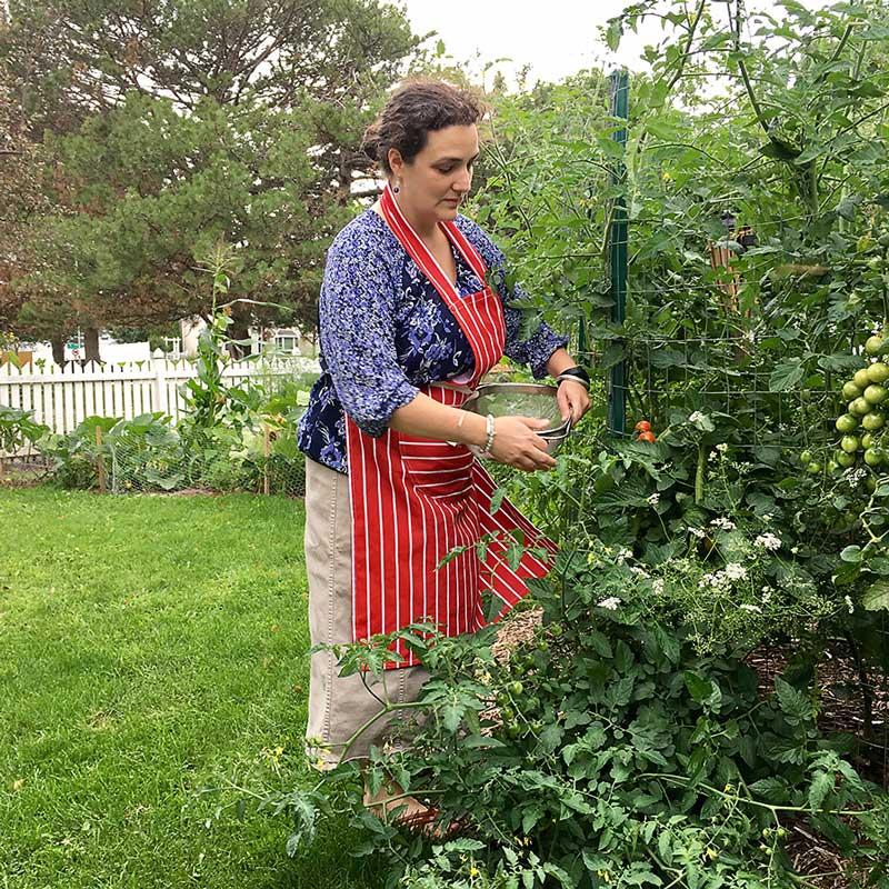 Homeschool Mom Hobbies Gardening