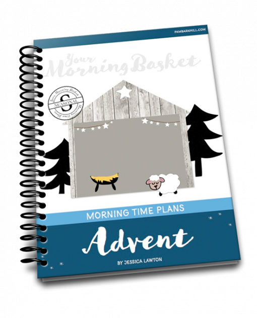 Advent Morning Time Plans