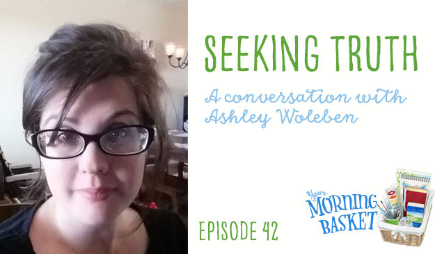 YMB #42 Seeking Truth: A Conversation with Ashley Woleben