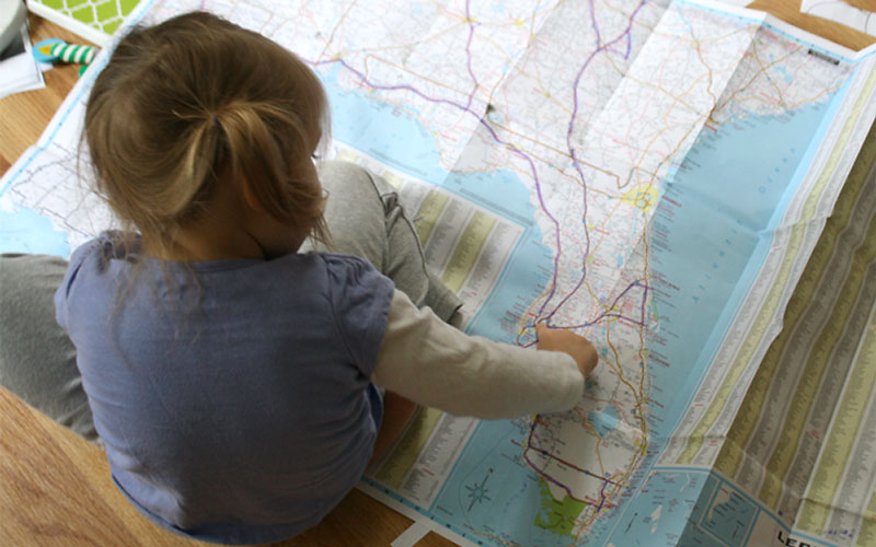 Making Geography Fun For Your Preschooler