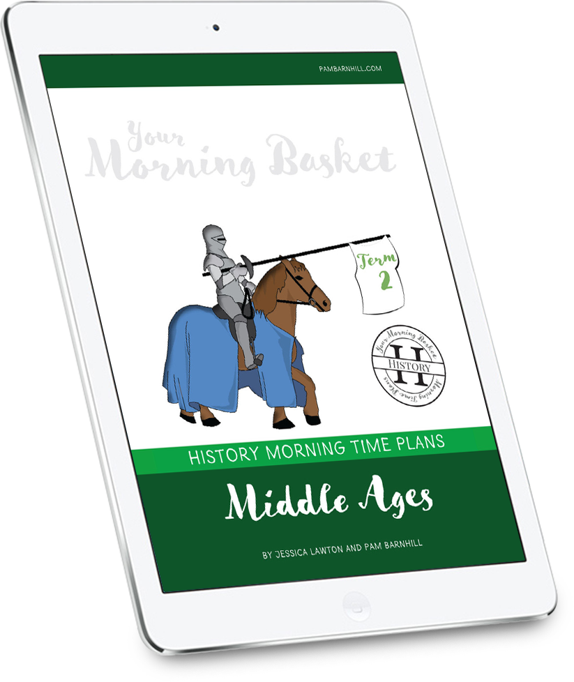 morning time plans middle ages
