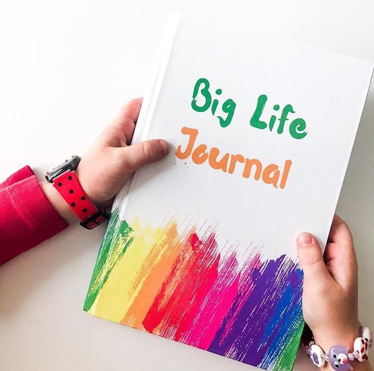 Big Life Journal Ad
