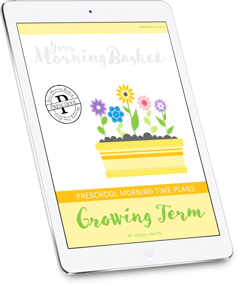 Preschool Growing Term Cover