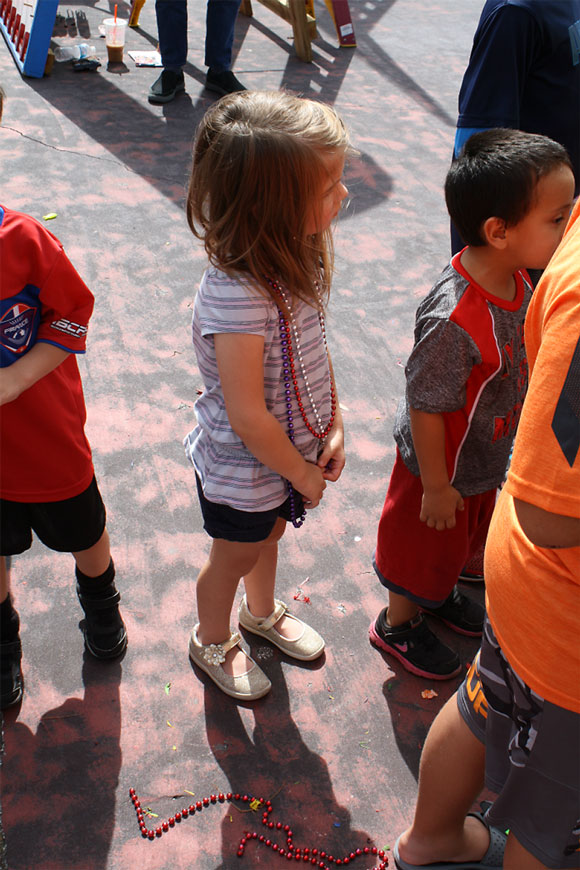 Preschool Social Emotional Skills Waiting in Line