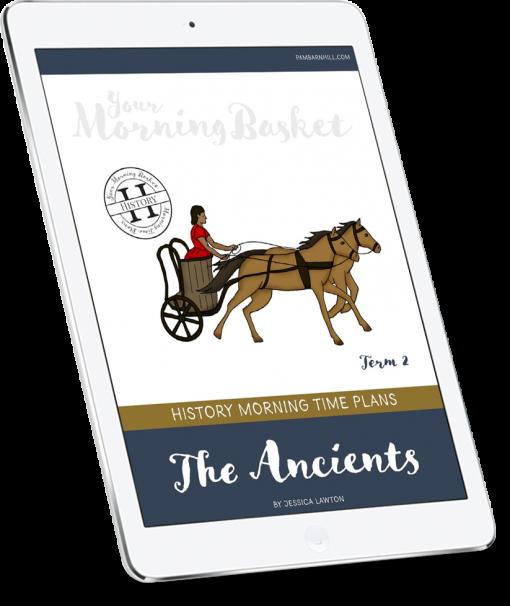Ancient History Plans Term 2