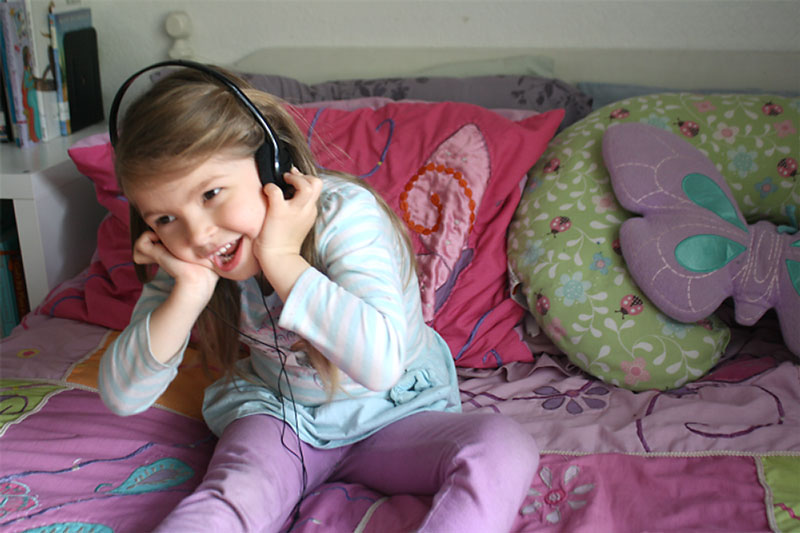 The Importance of Music in Early Childhood Development Headphones