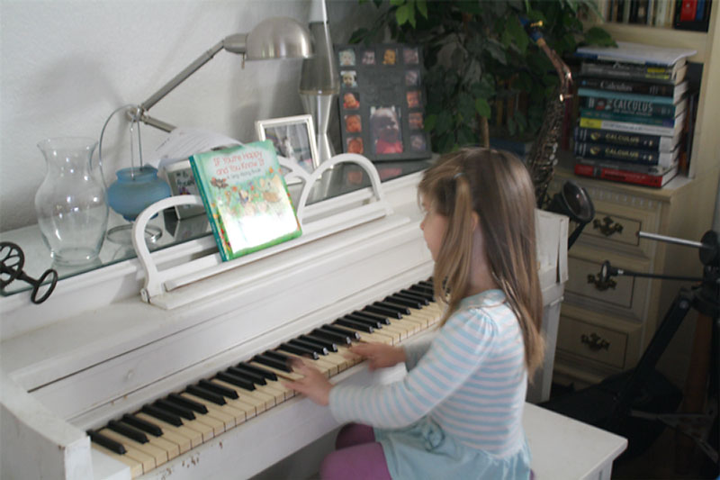 The Importance of Music in Early Childhood Development Piano