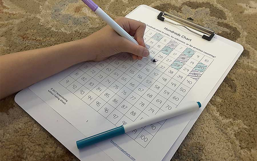 Are You Skipping This Important Math Skill in Your Homeschool? (Skip Counting)