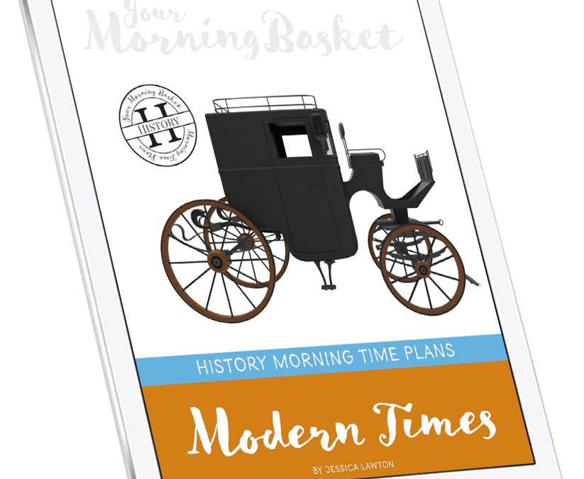Modern Times Term 1 Morning Time Plans