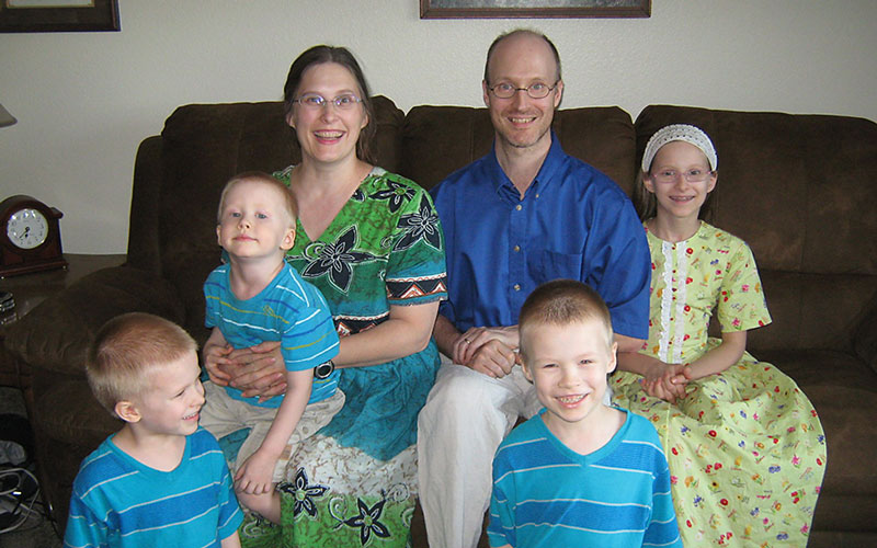 Homeschool Mom Finds Freedom in Planning Family