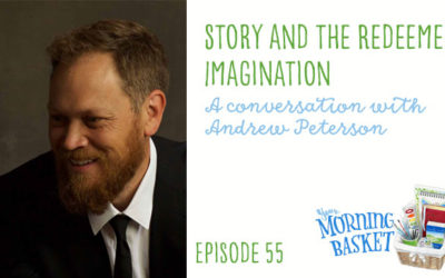YMB #55 Story and the Redeemed Imagination: A Conversation with Andrew Peterson