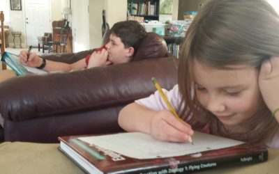 How to meet everyone's needs in your homeschool without losing your mind