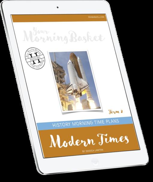 Modern Times Morning Times Plans Term 2