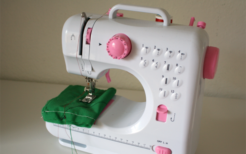 Needlework & Preschoolers: Sew Much Fun!