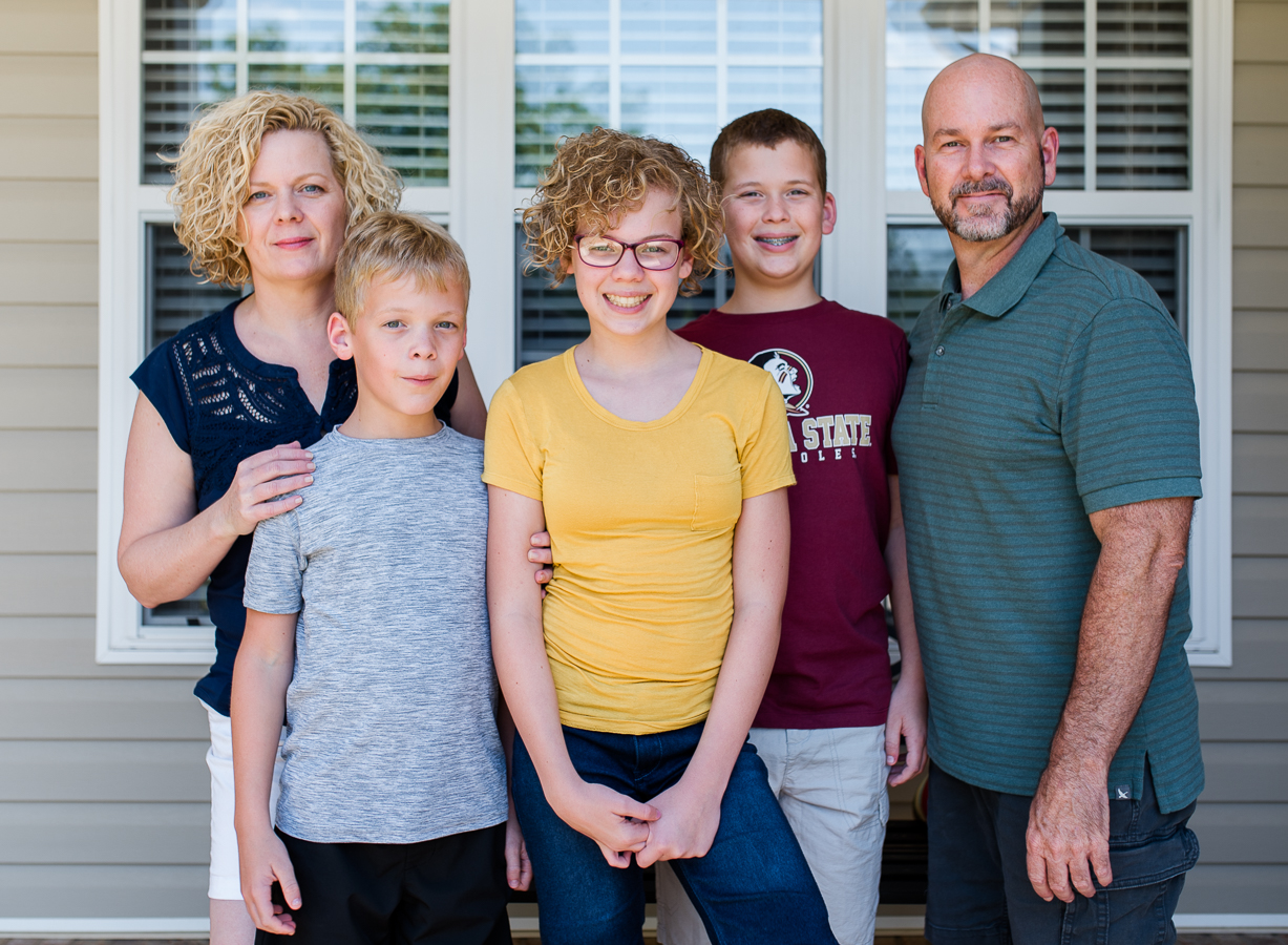 Homeschool Solutions with Pam Barnhill Family