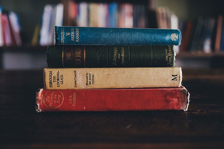 Shelf space: Books to keep; books to cull