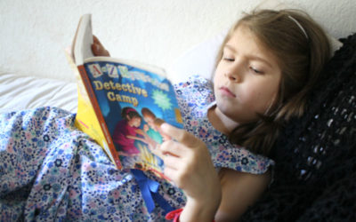 Interest Based Learning with Order and Wonder Reading Girl