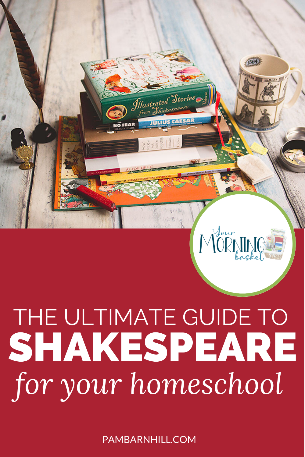 The Ultimate Guide to Shakespeare for your Homeschool