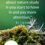 YMB #71 Nature Study Hacking: A Conversation with Joy Cherrick
