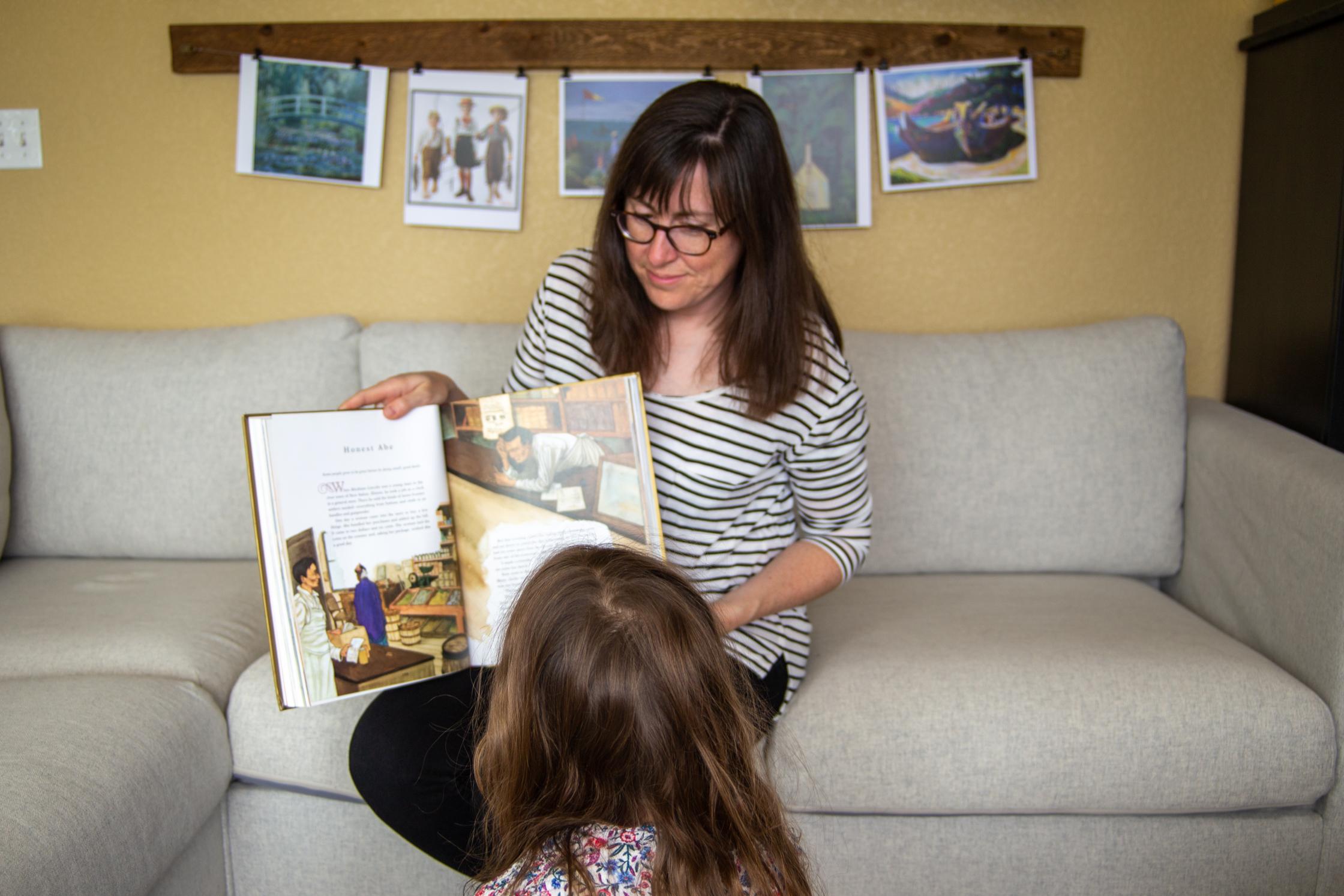 YMB #76 Homeschooling Kindergarten: A Conversation with Rebecca Zipp