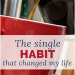 Morning Habit Pin