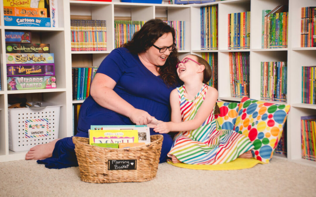 Homeschool Morning Basket: For The Mom Who Isn't A Morning Person