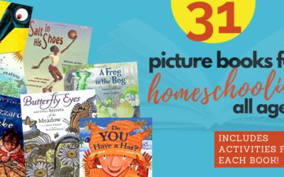 homeschool picture books